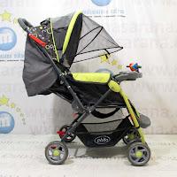 Pliko PK228 Raider Standard Baby Stroller