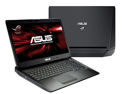 ASUS Laptop Gaming G57JK Drivers