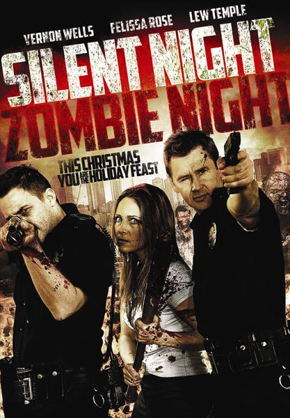 Zombies Vs Infectados Silent Night Zombie Night