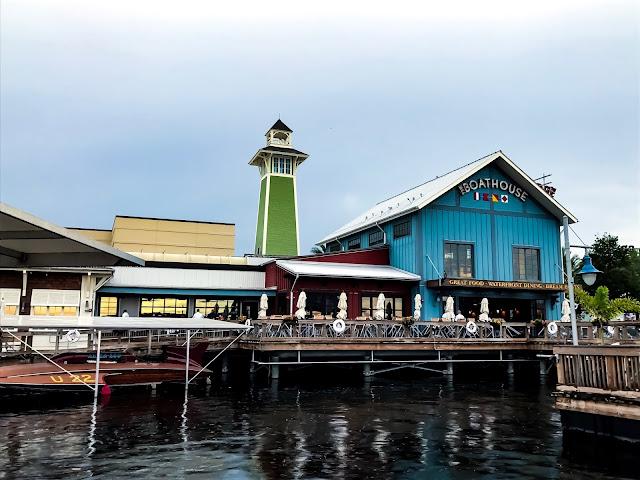 The Boathouse Disney