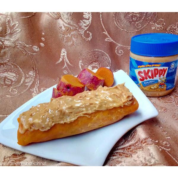 Getuk Ubi Skippy Chunky Peanut Butter