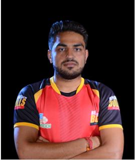 ajay Kumar, Pro Kabaddi, Bengluru Bulls