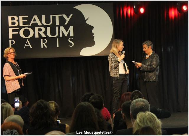 Beauty Forum Awards 2016 - Les anges ont la peau douce - Institut - Blog beauté Les Mousquetettes©