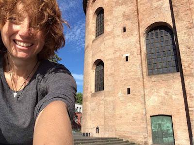Basílica de Constantino, Trier,