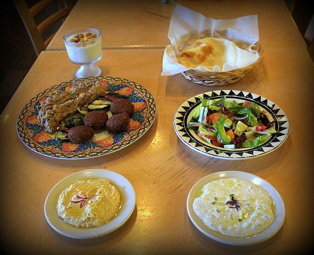 International food blog: Egyptian Food Event & Photo shoot