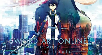 Sword Art Online The Movie: Ordinal Scale (2017) CAMRip Full Movie