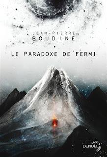Un papillon dans la Lune: Le Paradoxe de Fermi de Jean-Pierre Boudine