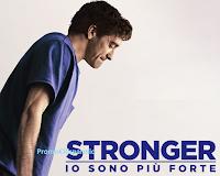 Logo Stardust ti regala gratis i biglietti per ''Stronger -Io sono il più forte'' e non solo!