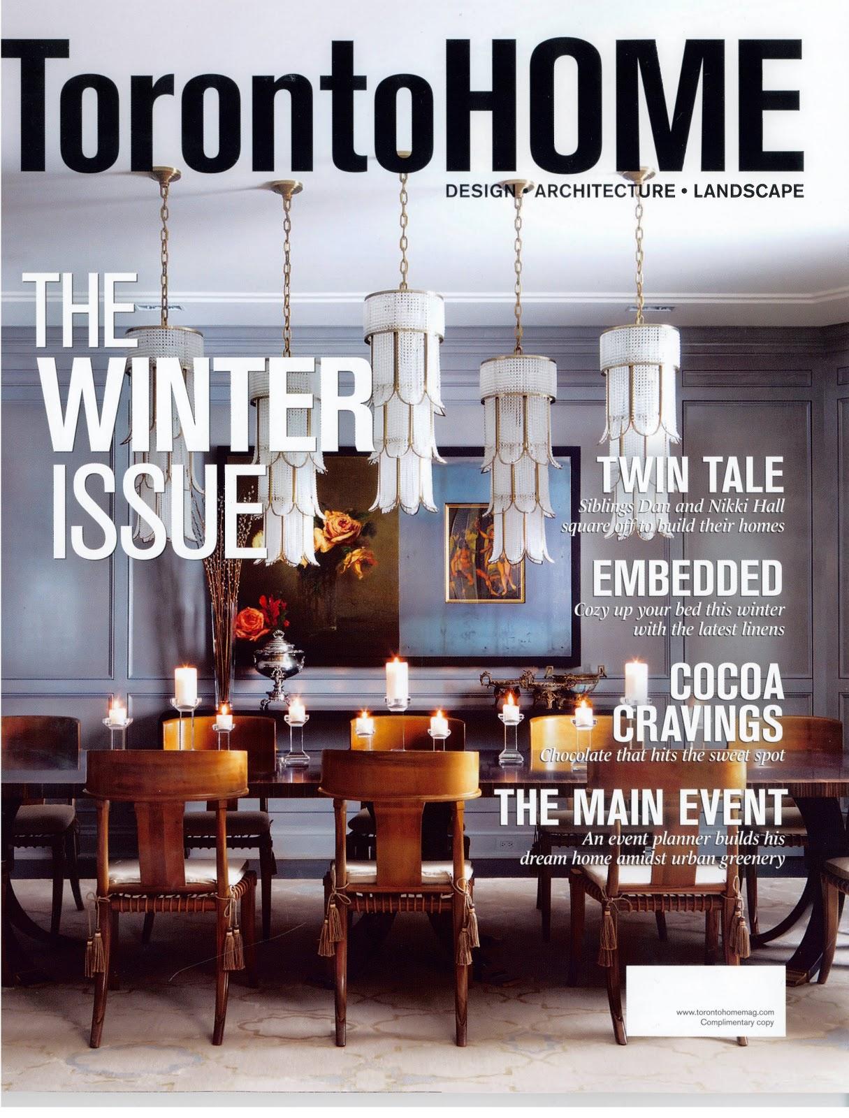 TorontoHOME Magazine