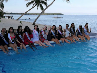 Miss Universe candidates