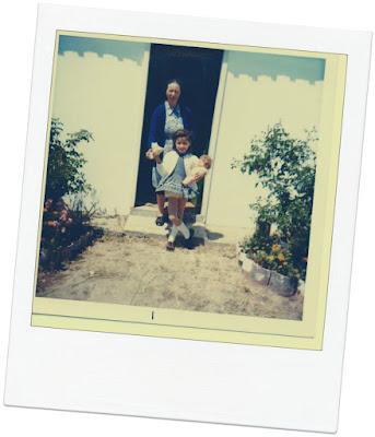 Ik en mijn oma ♥