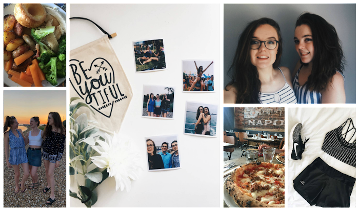 A lifestyle roundup of my week at university featuring all I've bought, watched, eaten, seen and been up to. Featuring my first ever baffi pizza, getting back into running and a parcel full of gorgeous photos