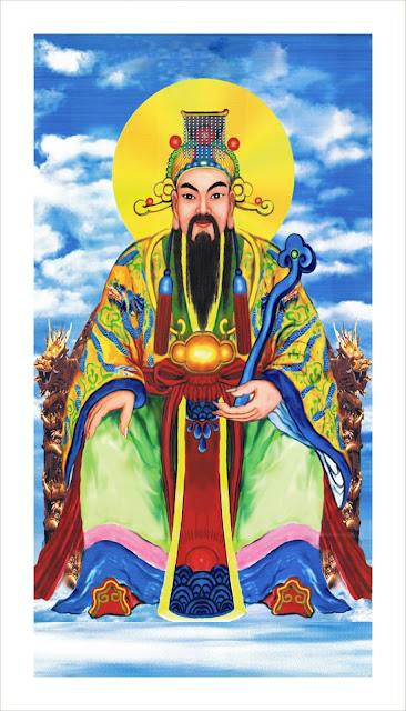 Hướng dẫn cúng vía Ngọc Hoàng cầu Thiên thời - Địa lợi - Nhân hòa