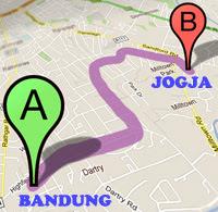 Pilihan Bus dari Bandung ke Kota Jogja