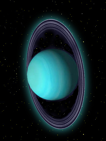 what color is uranus the planet - photo #28