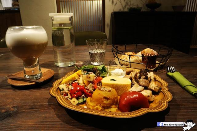 IMG 0285 - 【新竹美食】井家 TEA HOUSE 讓你彷彿置身於日本國度的老舊日式風格餐廳,更驚人的是這裡還是素食餐廳!