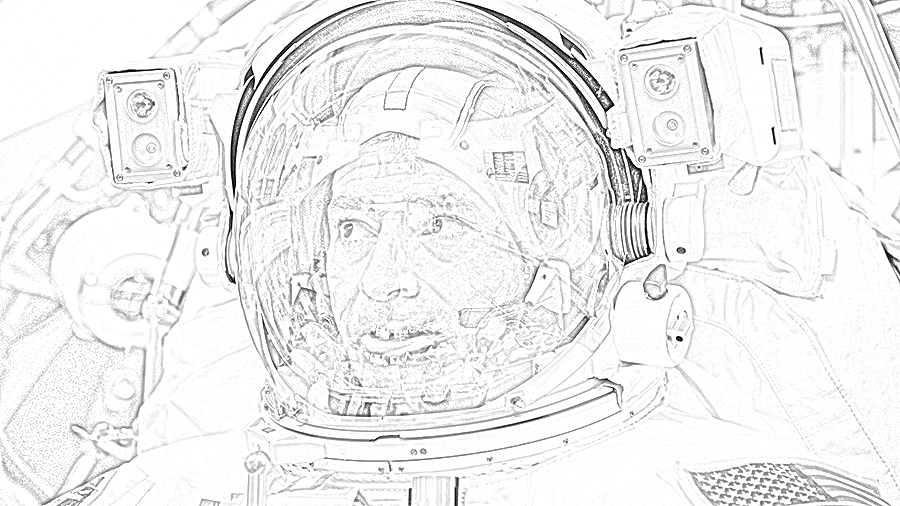 Coloring Pages: NASA Rockets Coloring Pages