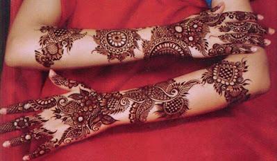 mehandi designs photo