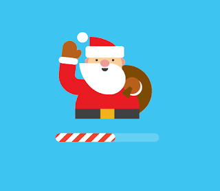 follow-santa-claus