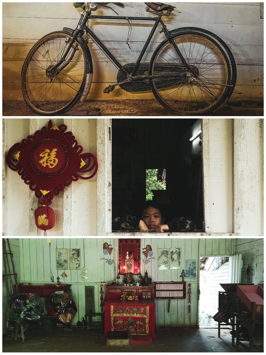 Bahagian dalam Rumah Cina