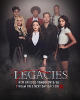 Segunda temporada de Legacies