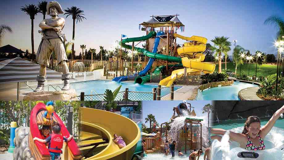 Comp Tickets To Splash La Mirada S Buccaneer Bay
