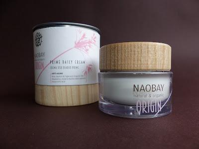 Imagen Prime Daily Cream de Naobay