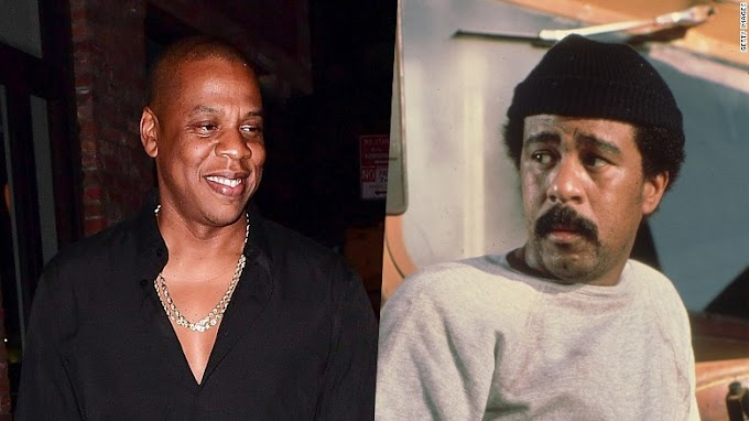 Jay Z producing Richard Pryor biopic and Lee Daniels is back on board