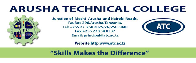 Image result for Arusha Technical College - ATC