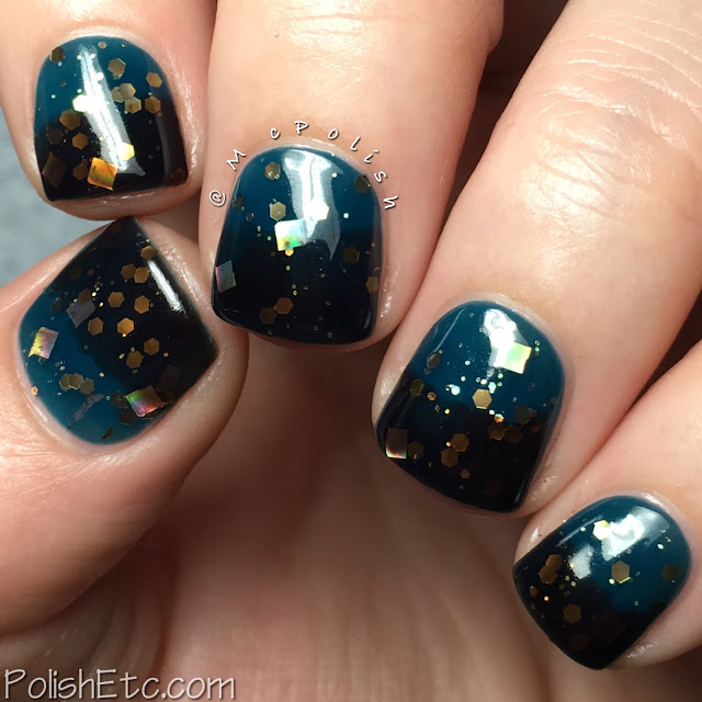 Weekend Nailz - The Syrup Collection - McPolish - jelly sandwich