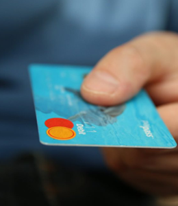 Use credit cards to finance your business