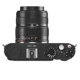 Leika X Vario w/ Elmar 28-70 mm f/3.5 - 6.4 ASPH - top