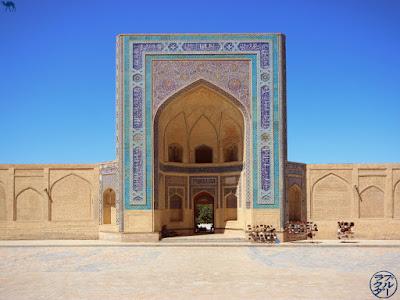 Le Chameau Bleu - Blog Voyage Boukhara Ouzbékistan - Voyage à Boukhara
