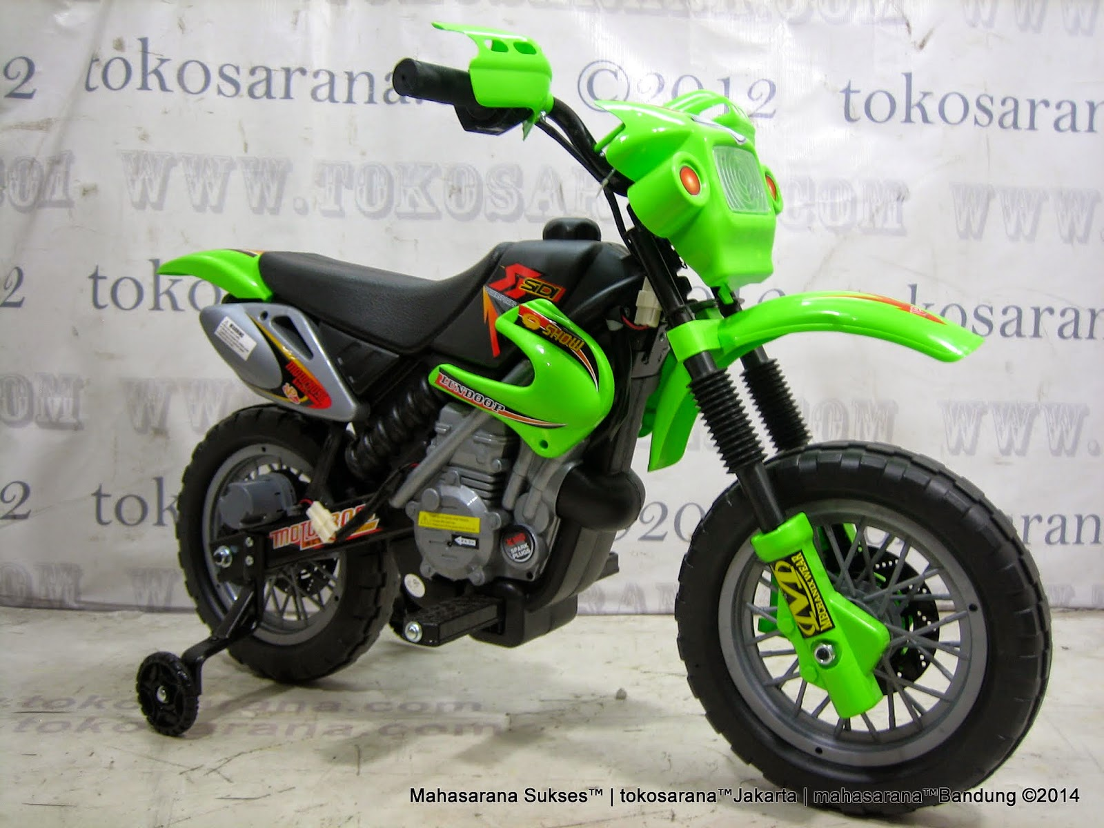 TokosaranaTMJakarta Jatinegara Motor Mainan Aki DoesToys