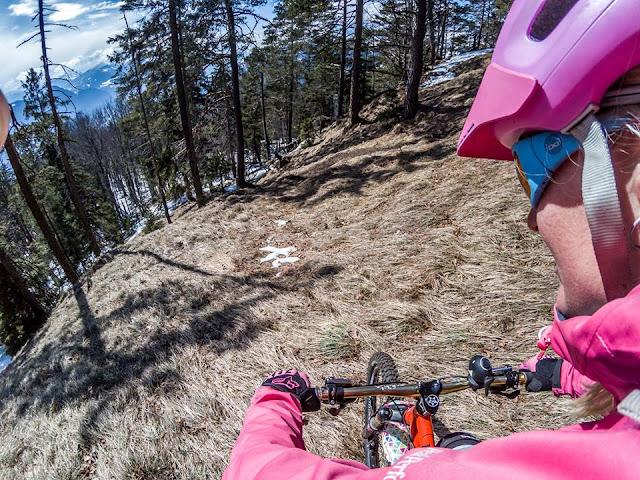 Mountainbike Fotos so gehts