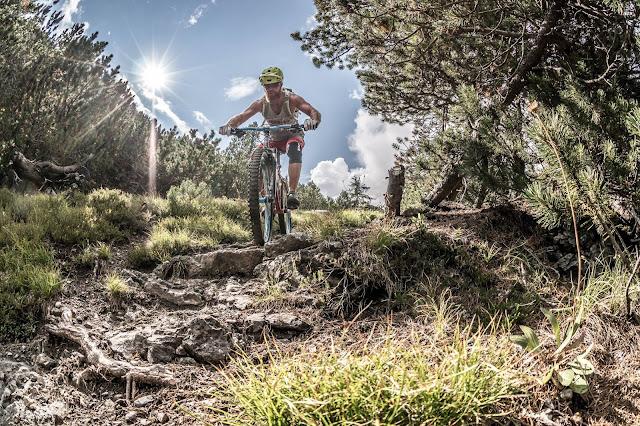 Trail Mountainbike Bormio Monte delle Scale Croce