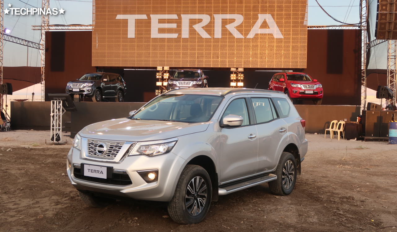 Nissan Terra Price Starts At PHP 1.499 Million, Officially