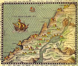 Jenis-jenis Peta Topografi Berdasarkan Skala