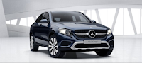 Mercedes GLC 300 4MATIC Coupe 2017 màu Xanh Cavansite 890