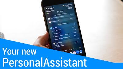 Personal Assistant Cydia Tweak