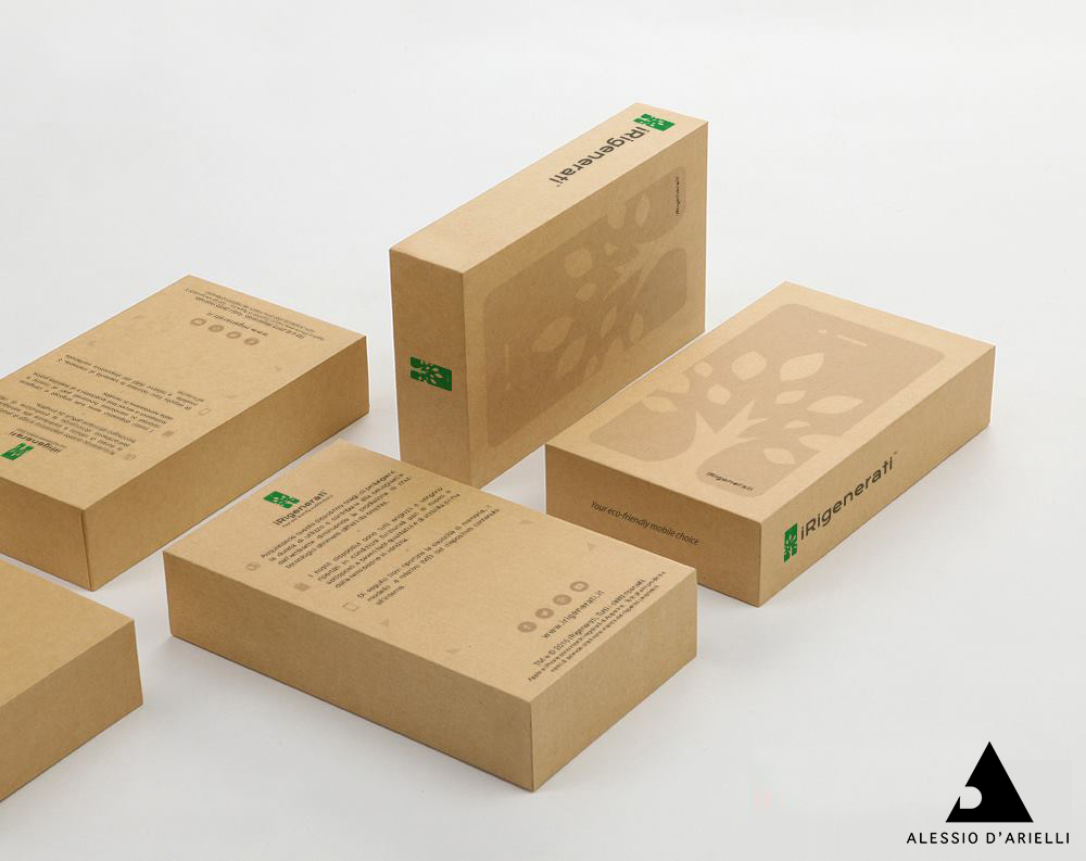 Irigenerati Eco Friendly Packaging On Packaging Of The
