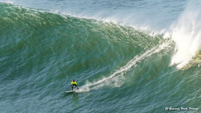 Punta Galea Challenge, campeonato olas grandes por El Guisante Verde Project