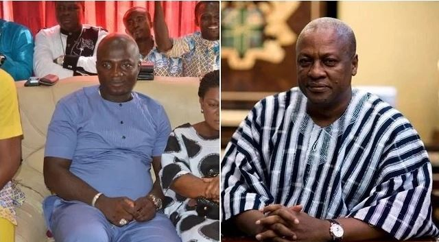 'Not again will I fight for Mahama, NDC' – Appiah Stadium