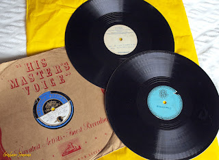 78rpm records... Betty Welsh