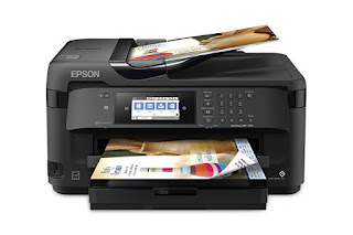 Epson WF-7710 Driver Download and Review