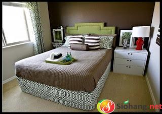 dekorasi kamar tidur dengan ukuran kecil