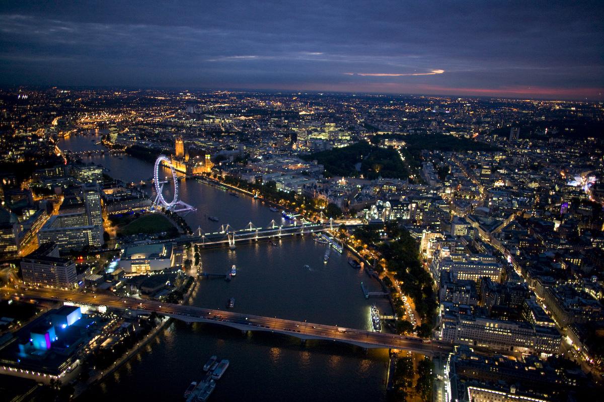 Londres, Capital da Inglaterra