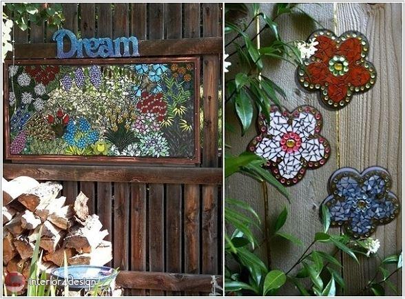 Mosaic Garden 4