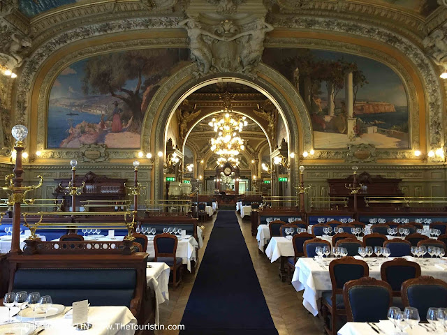 Le Train Bleu at Gare de Lyon Pairs France The Touristin