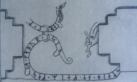 Missing Viking-era rune stone turns up in Sweden